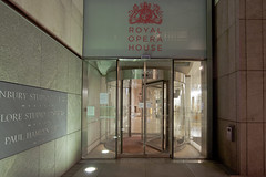 Box Office opening at the Royal Opera House for Easter 2014