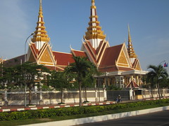 Royal Palace Phnom Pehn