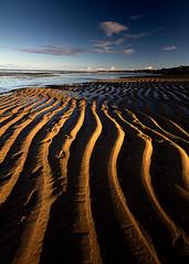 Last Light (Matthew Post) Tags: sunset bali indonesia sand explore ripples lastlight benoa explored