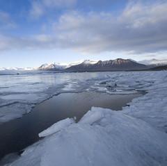 Jkulsrln (larbinos) Tags: snow landscape iceland pentax glacier neige iceberg vacance glace 2012 k5 fevrier albin payasage larbinos