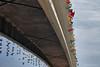Origami Crane - Puente Peatonal Parque Balmaceda
