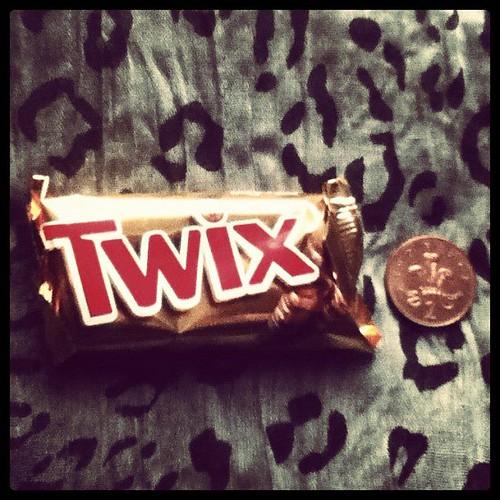 twix instagram (Photo: Mitchypop on Flickr)