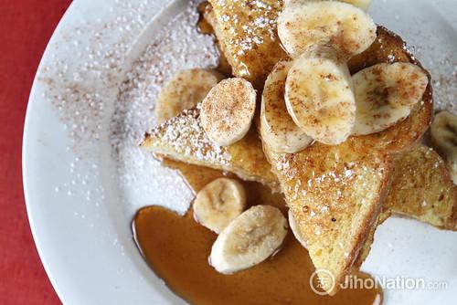 Banana Foster Frecnh Toast