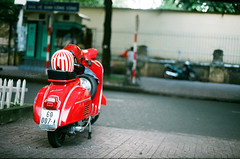 My 1967 vespa super (The.Scooterist) Tags: mod vespa helmet scooter lambretta adventure workshop scooterist redvespa vespa150 vespasuper vespavietnam vesparider thescooterist vespapinup vespainvietnam lambrettainvietnam