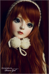 Rowan - DOT Shall (-Poison Girl-) Tags: girl closeup ball hair ginger eyes doll dolls waves dream makeup fringe super dot redhead sd wig carrot bjd freckles poison dollfie superdollfie dod rowan mayfair wavy poisongirl shall jointed dreamofdoll balljointeddoll faceup dotshall rowanmayfair