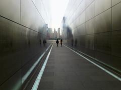 empty sky (Wilson Rivera) Tags: sky memorial jerseycity empty worldtradecenter 911 libertystatepark freedomtower njseptember11