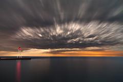 K7_10347 (Bob West) Tags: longexposure nightphotography moon ontario beach night clouds lakeerie cloudy greatlakes fullmoon moonlight nightshots k7 erieau southwestontario bobwest pentax1224 eastlighthouseerieau