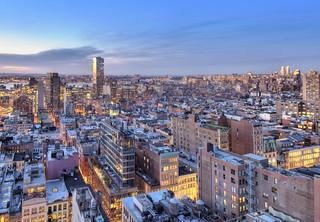 Views from Mondrian Soho