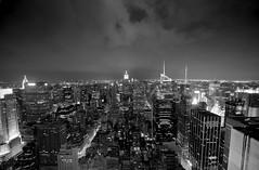 Manhattan (Storm (Carlos)) Tags: new york nyc ny america buildings state manhattan bank empire highrise chrysler rockefeller nueva topoftherock eps