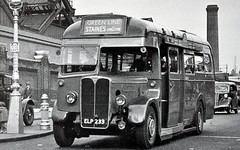 1940's Victoria Scene (colinfpickett) Tags: city nostalgic regal lt londontransport aec vintagecoach daysgone classiccoach