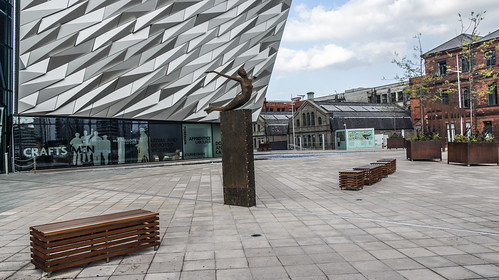 Titanic Belfast: Visitor Attraction And Monument To Belfast's Maritime Heritage