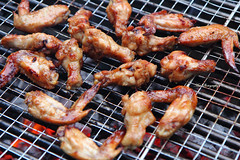 BBQ Chicken Wing (Anthony Leow) Tags: food chicken breakfast dinner lunch singapore wing bbq eat yours hungry supper sinfully
