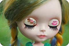 Cupcake   (Natcase1 doll)
