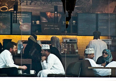 western omani people (violaraffa) Tags: people hijab persone arabia oman muscat