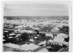 Bundaberg, probably during the 1893 floods