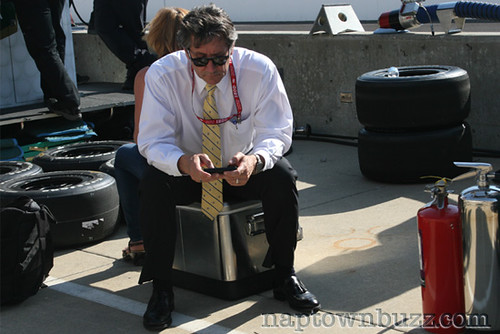 """Indy 500 2012 Practice 5: Tony George • <a style=""""font-size:0.8em;"""" href=""""http://www.flickr.com/photos/78612590@N05/7213279544/""""  on Flickr</a>"""