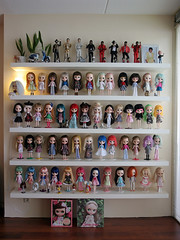 I ♥ my Blythe collection