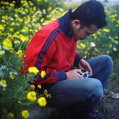(AzmirRahman) Tags: 120 tlr alexandria rolleiflex zeiss mediumformat lens reflex kodak egypt twin carl mf 100 bfe 2012 planar 80mm profoto 28f montaza exp2006 azmirrahman