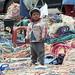 Simpatico bambino (Mercado indigeno di Saquisilí)