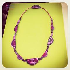 Collana di fimo - polimery clay necklace (OltreversoLab) Tags: necklace pins polymerclay fimo polimeryclay fimojewelry fimocane fimobijoux fimopate pastepolimeriche fimopins pateàfimo
