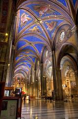 "Basilica di Santa Maria sopra Minerva • <a style=""font-size:0.8em;"" href=""http://www.flickr.com/photos/89679026@N00/7250406826/"" target=""_blank"">View on Flickr</a>"