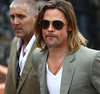 Brad Pitt arriving for the photocall for 'Killing Them Softly' during the 65th Cannes Film Festival Cannes, France