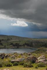 006 Sillustani (cbaud) Tags: peru landscape paisaje paisagem sillustani altiplano puna puno pérou chulpas