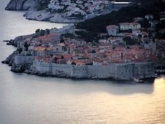 Dubrovnik (5) (tompa2) Tags: hav vatten kroatien hrvatska croatia dalmatien adriatiskahavet medelhavet dubrovnik ringmur croazia adriaticsea curtainwall