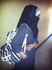 by request (shakesy_red) Tags: hijab niqab flowerofislam flickrandroidapp:filter=rome