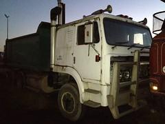 4870 Atkinson (atkinson3800) Tags: white ex drive gm tipper diesel detroit australian international tandem aussie bogie ih inter atkinson 4870 rigid bullbar ipec 892 v892 8v92 f4870
