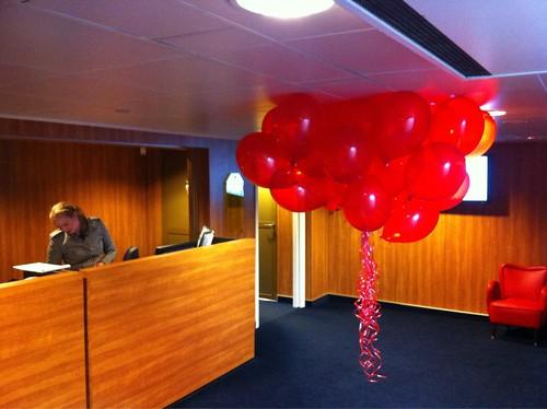 Heliumballonnen SS Rotterdam
