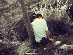 Here, Again (Aall Tibb) Tags: myself colombia alone hand here again solo thinking solitario tunja boyacá aalltibb