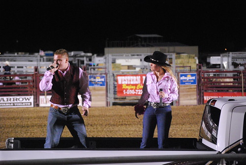 Jacob Nelson and Molly Wineland - RAM Truck!