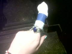 12-05-2012 (csmmorgan) Tags: finger injury