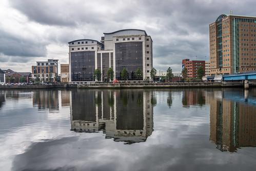 Belfast - The River Lagan