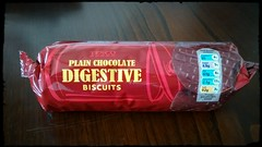 Chocolate Digestive Biscuits