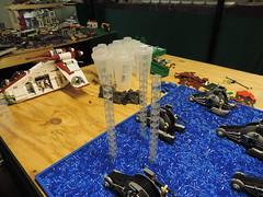 Kashyyk moc Update #8 (501st Productions) Tags: new star lego 8 wars update swag soon droid gunship moc kashyyk