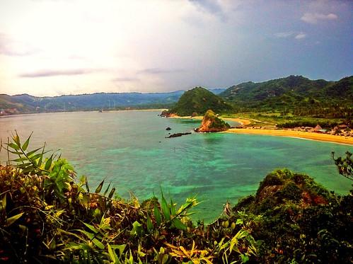 Latepost seger beach #lombok