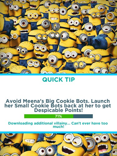 Despicable Me: Minion Rush Loading: screenshots, UI