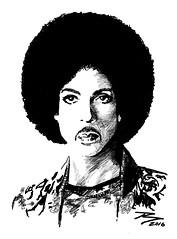 Prince (PiscesDreamer) Tags: art illustration prince npg restinpeace princerogernelson