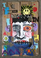 Let the wrong one in (id-iom) Tags: birthday street boy urban sun man flower art face sunshine wrong idiom
