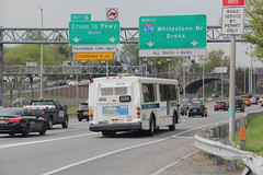IMG_7545 (GojiMet86) Tags: mta nyc new york city bus buses 1999 orion v 6025 q50 whitestone expressway
