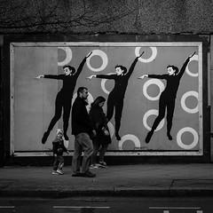 Get in step (JoAndZac) Tags: street city urban blackandwhite bw monochrome swansea southwales wales citylife streetphotography urbanlife urbanphotography cityliving welshphotography urbanwales