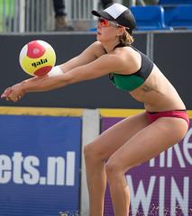 35280966 (roel.ubels) Tags: beach sport arnhem volleyball volleybal 2016 beachvolleybal eredivisie topsport ieachvolleyball