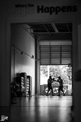 Magic Happens (Jeremy J Saunders) Tags: blackandwhite sport nikon boxing fitness gym d800 silhouettephotography jeremyjsaunders