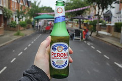 Bokeh beer (turini2) Tags: road birthday street party june her 90th queen woodside majesty 2016