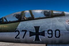 Gatow Air  Museum f104 , Gatow Berlin (safc1965) Tags: berlin museum germany f104 luftwaffe starfighter gatow