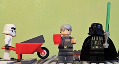 Moff Jerjerrod & Darth Vader (Charles Dawson) Tags: lego deathstar legostarwars