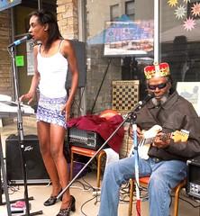 Blues in the Street - WATCH:   Juke Joint Festival 2016 (Shein Die) Tags: street urban nikon candid livemusic streetphotography blues streetscene clarksdale jukejointfestival billhowlnmaddperry shyperry jukejointfestival2016