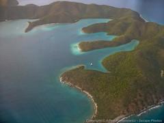 Aerial view of Virgin Islands (3scapePhotos) Tags: travel sea vacation beach island islands boat view aerial virgin beaches tropical british caribbean tropics bvi britishvirginislands